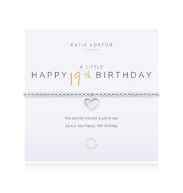 Katie Loxton a little - HAPPY 19TH BIRTHDAY - bracelet