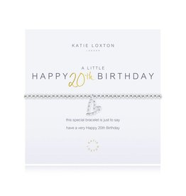 Katie Loxton a little - HAPPY 20TH BIRTHDAY - bracelet