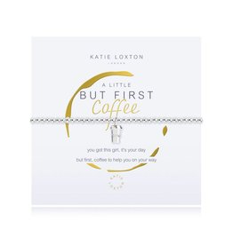 Katie Loxton a little BUT FIRST COFFEE - bracelet