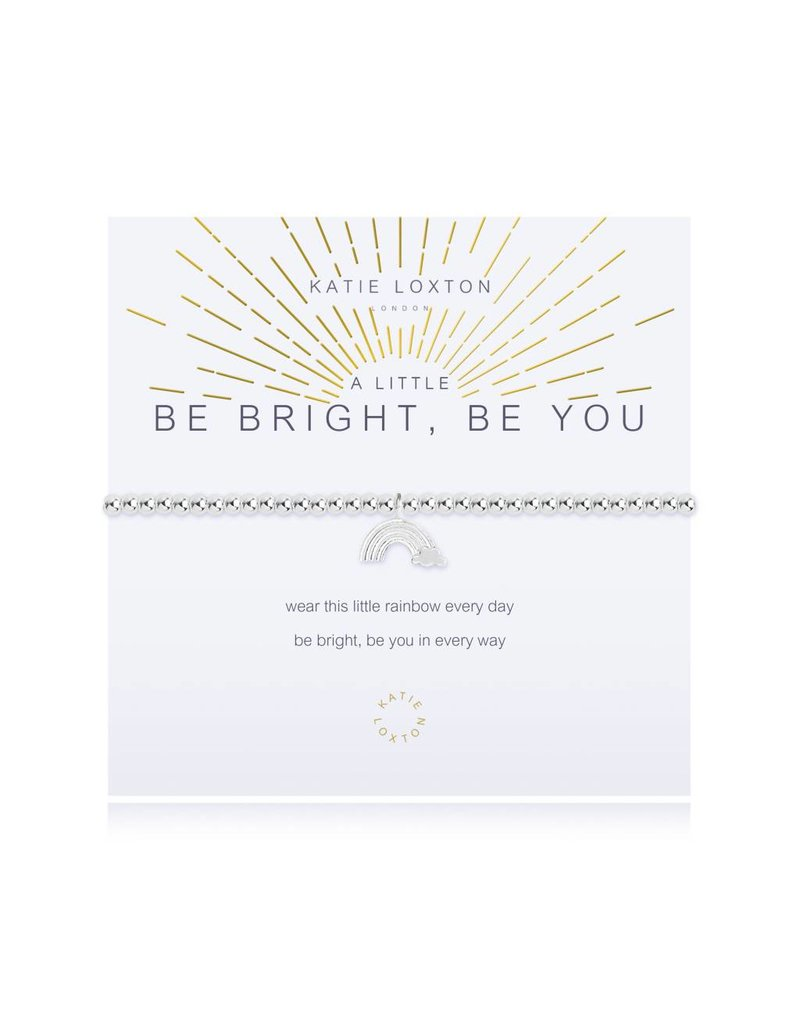 Katie Loxton a little BE BRIGHT BE YOU - bracelet