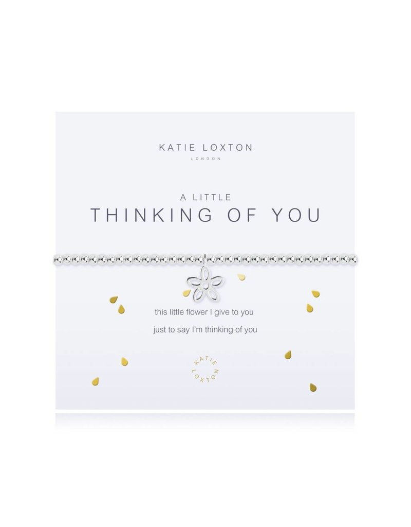 Katie Loxton a little THINKING OF YOU - bracelet
