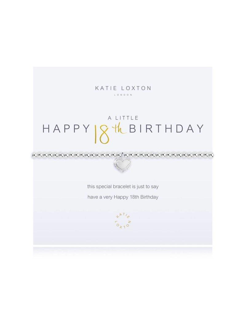 Katie Loxton a little HAPPY BIRTHDAY - bracelet