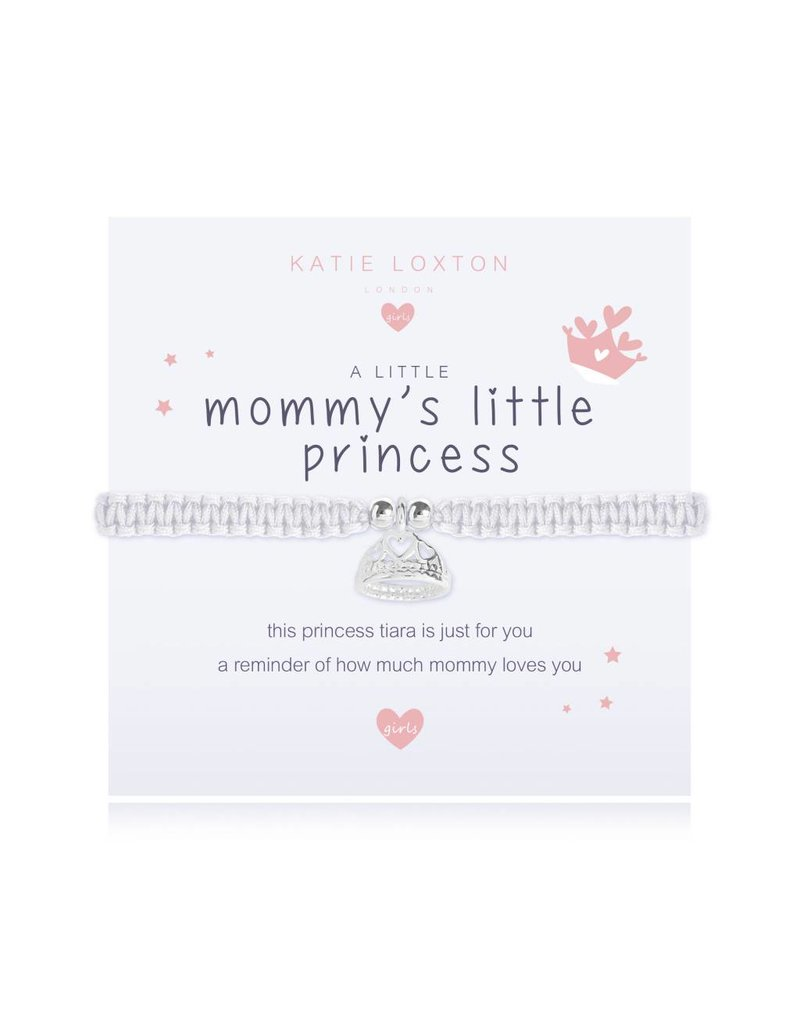 Katie Loxton a little MOMMY'S LITTLE PRINCESS - children bracelet
