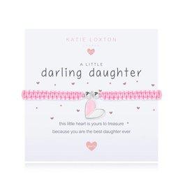 Katie Loxton a little DARLING DAUGHTER - children bracelet