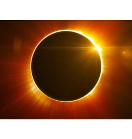 Moonglow Jewelry Moonstock Bangle, Solar Eclipse