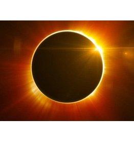 Moonglow Jewelry Pallene Moon Skinny Bracelet, Solar Eclipse