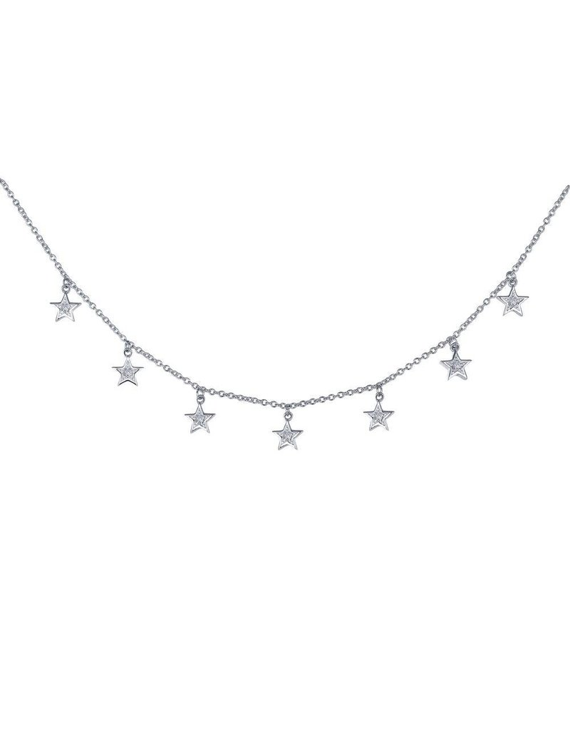 "Lafonn 7 Symbols of Joy Choker Necklace (18"")"