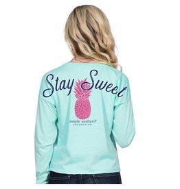 Simply Southern Shortie , Sweet, Celedon