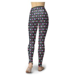 Simply Southern Camper Leggings, Elephant