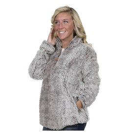 Simply Southern Sherpa Pull Over, Pearl