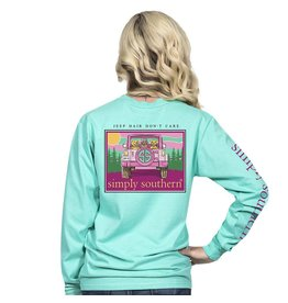 Simply Southern Long Sleeve, Don't, Aruba