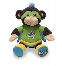 Cuddle Barn Hero - Max the Wonder Chimp