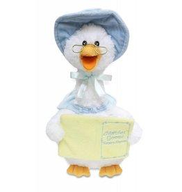 Cuddle Barn Mother Goose- 7 Rhyme, Blue