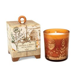 Michel Design Works Oatmeal & Honey 6.5oz Soy Wax Candle