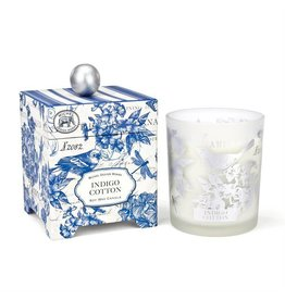Michel Design Works Indigo cotton  14 oz. Soy Wax Candle