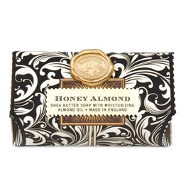 Michel Design Works Honey Almond Large Bath Soap Bar