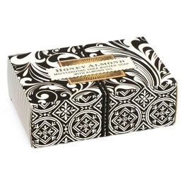 Michel Design Works Honey Almond 4.5 oz. Boxed Soap