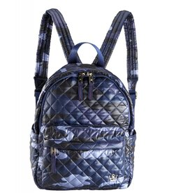 Oliver Thomas 24 + 7 Small Backpack, Blue Camo