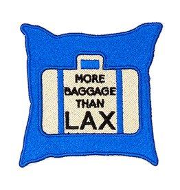 Oliver Thomas More Baggage than LAX, Blue/Multi
