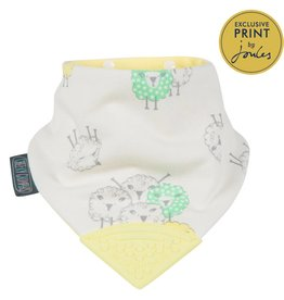 Cheeky Chompers Neckerchew, Joules Barnaby Sheep