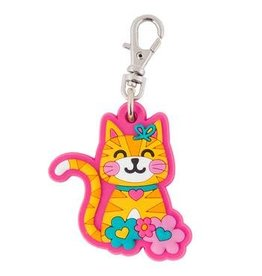 Stephen Joseph Zipper Pulls Cat