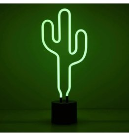 Amped & Co. Cactus Neon Light