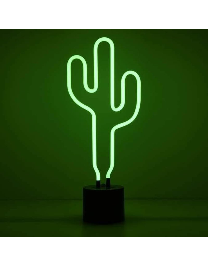 Amped & Co. Cactus Neon Light