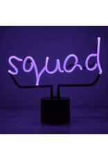 Amped & Co. Squad Neon Desk Light