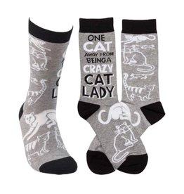 Primitives by Kathy Socks, Crazy Cat Lady