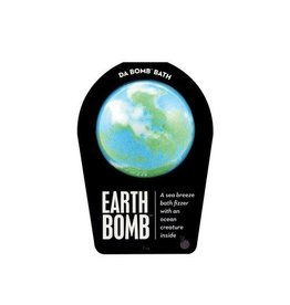 Da Bomb Bath Fizzers Earth Bomb
