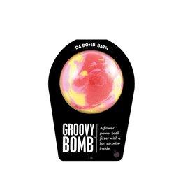 Da Bomb Bath Fizzers Groovy Bomb