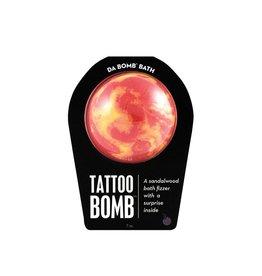 Da Bomb Bath Fizzers Tattoo Bomb