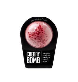 Da Bomb Bath Fizzers Cherry Bomb