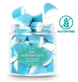 Candy Club Blue Raspberry Puffs, Small
