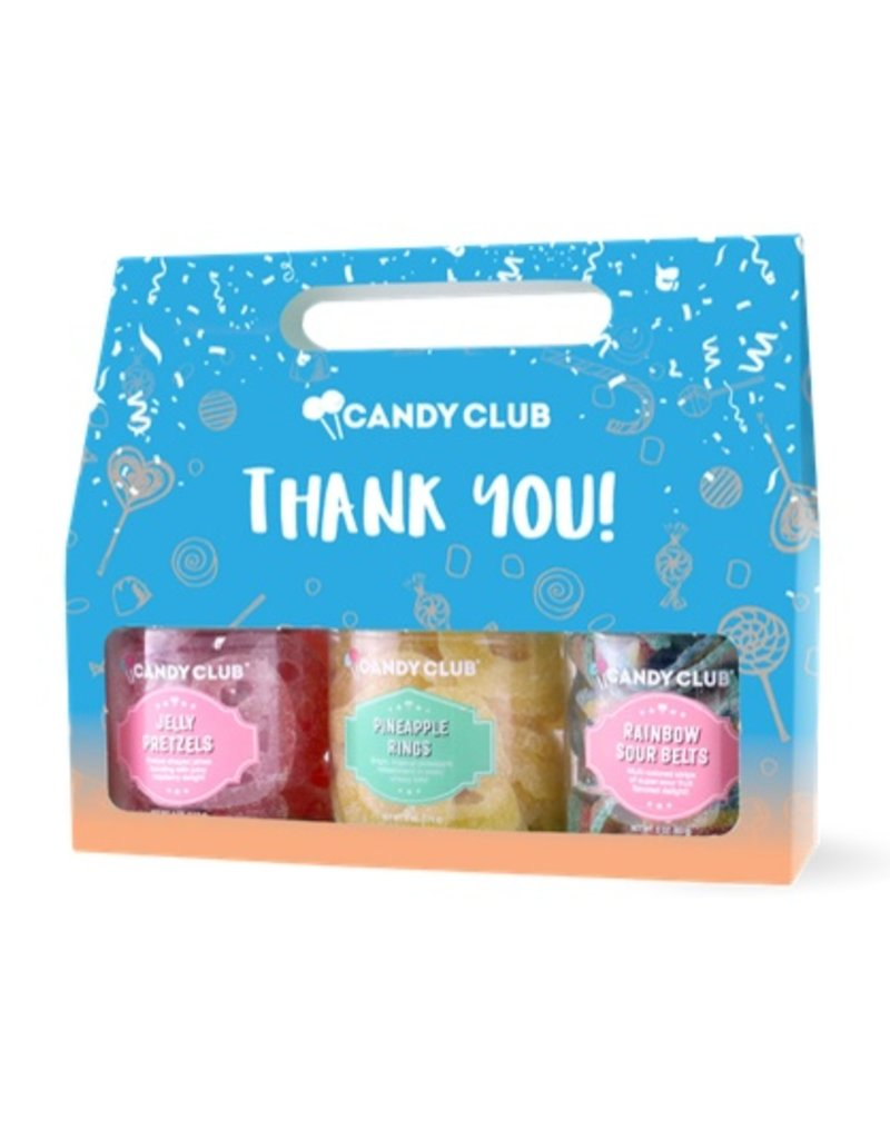 Candy Club Thank You - Sweet Set