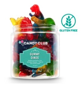 Candy Club Gummy Dinos, Small