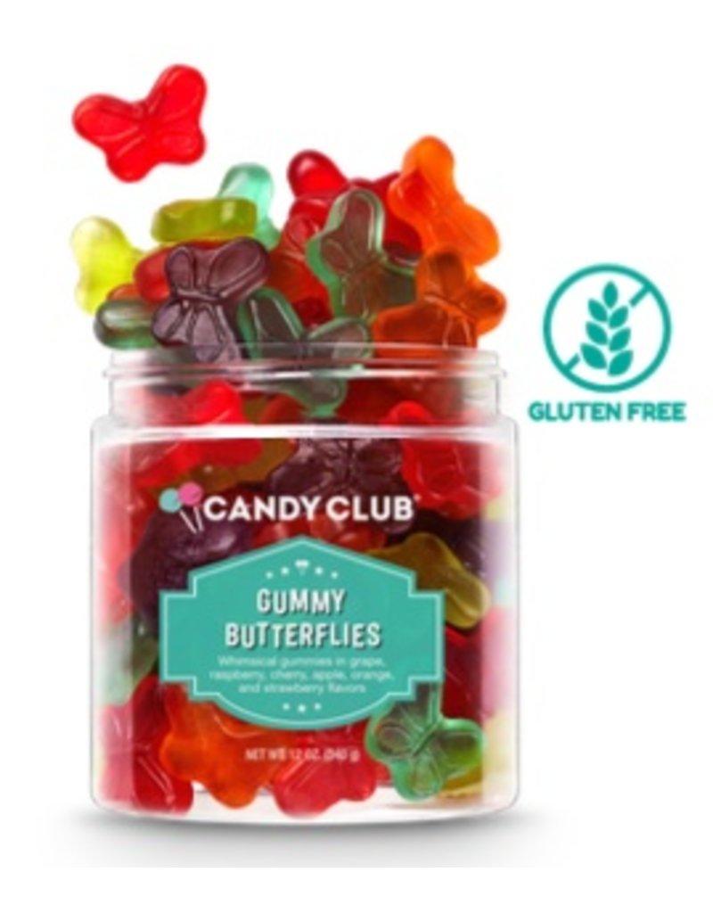 Candy Club Gummy Butterflies, Small