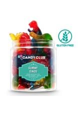 Candy Club Gummy Dinos, Small