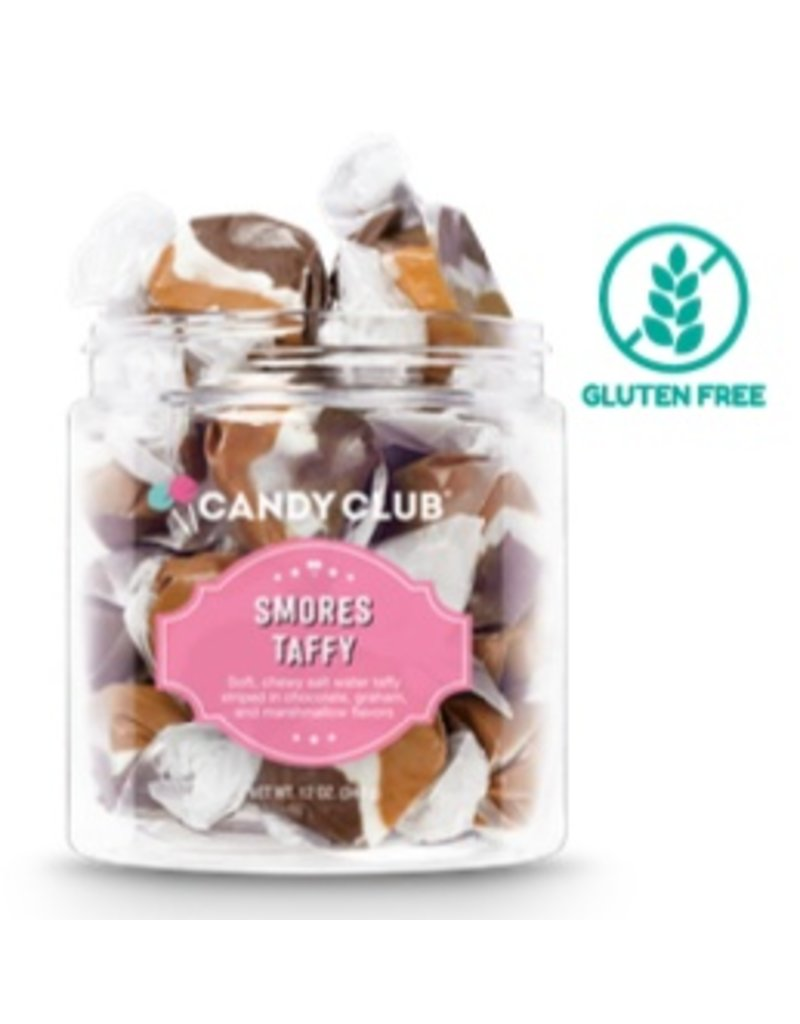 Candy Club S'Mores Taffy, Small