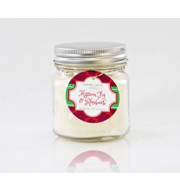 Gabriel John Candles Mission Fig and Rhubarb Candle