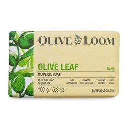 Olive and Loom Olive Leaf Olive Oil Soap Bar