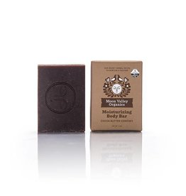 Moon Valley Organics Cocoa Butter Comfrey Cleansing Body Bar