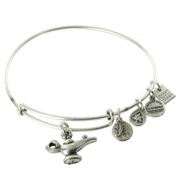 Alex and Ani Charity By Design, Lamp of Light EWB, RS