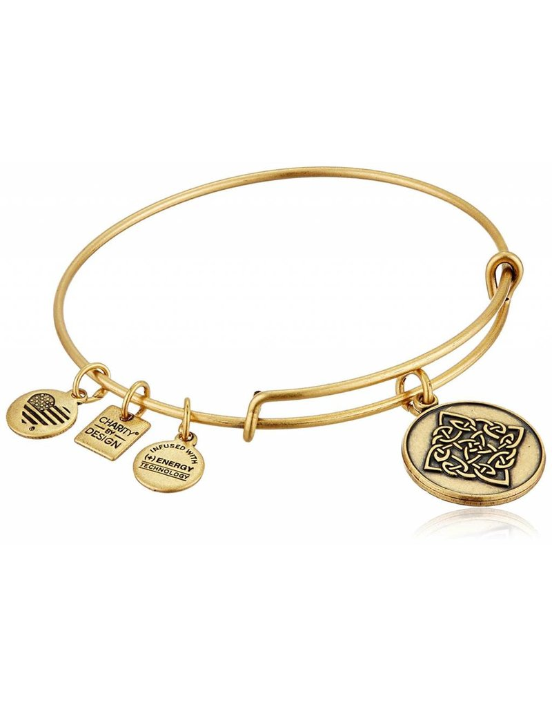 Alex and Ani Charity By Design, Celtic Knot EWB, RG