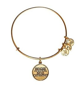 Alex and Ani Charity By Design, It's Not a Sprint, It's A Marathon EWB, RG