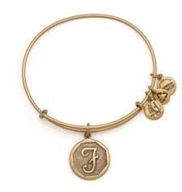 Alex and Ani **Initial F, EWB, RG