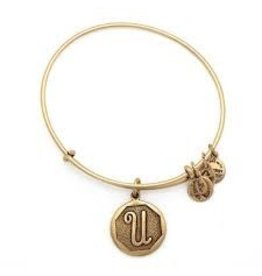 Alex and Ani **Initial U, EWB, RG