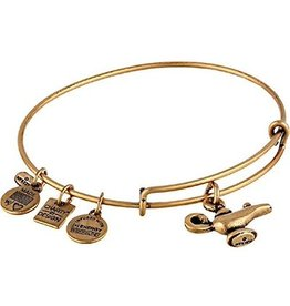 Alex and Ani Charity By Design, Lamp of Light EWB, RG