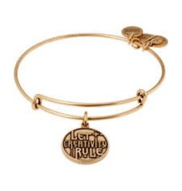Alex and Ani Charity By Design, Let Creativity Rule EWB, RG