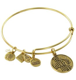 Alex and Ani Charity By Design, My Love Is Alive EWB, RG
